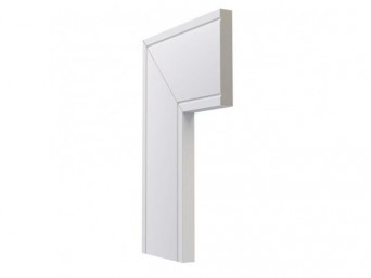 Guarnição Branca Inova 517 10cm