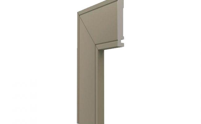 Guarnição Cinza Titanium Inova 517 10cm