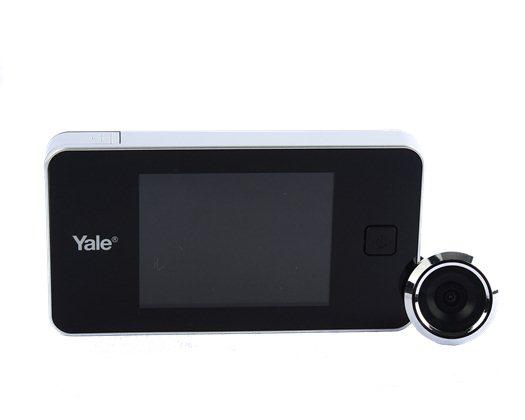 Olho Mágico Yale Digital REAL VIEW