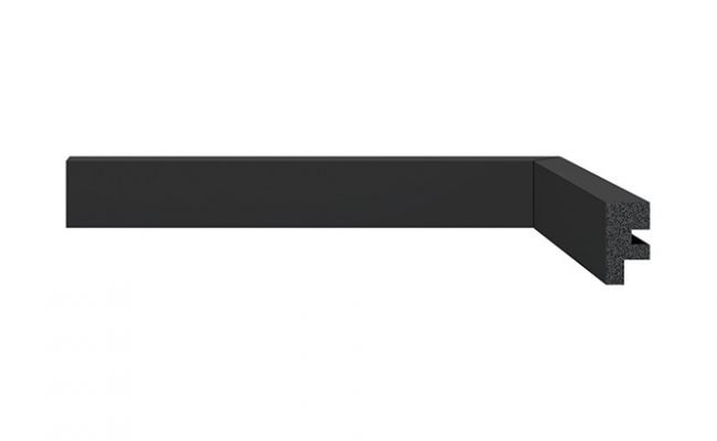Rodapé Black santa luzia 3466 3cm